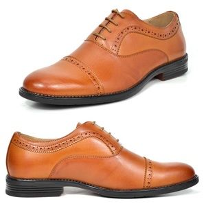 Other - NEW Mens Bruno 'Ralph' Cap Toe Oxfords Dress Shoes